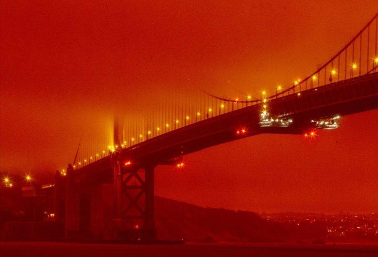 9/22 加州西岸大火,與林務管理和居住正義有什麼關係?