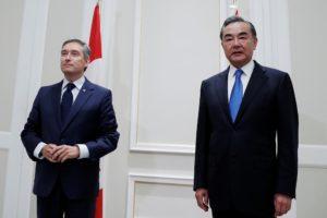 9/21 疫情整理;加拿大放棄與中國FTA談判