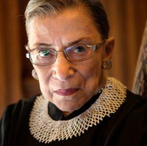 9/25 金斯伯格:平權運動的媽祖婆