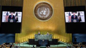 9/23 川普在聯合國大會上嘴爆習近平(含全文)