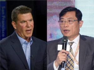 11/12 美台經濟貿易對話、立陶宛支持台灣、RCEP簽不簽