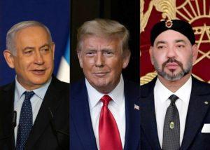 12/17 以色列和不丹、摩洛哥建交,摩洛哥喜獲西撒哈拉主權