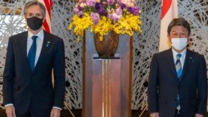 3/19 為什麼先訪日韓再會晤中國?美國國務卿外交動作大解析