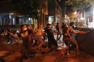 3/8 疫情更新;瑞典、奧地利、巴拉圭發生反政府示威