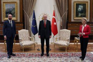 4/9 緬甸駐英大使被鎖門外、土耳其對歐盟主席如此失禮