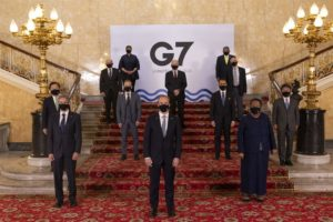 5/10 G7外長公報簡直把全球衝突都講過一輪了,包含台灣
