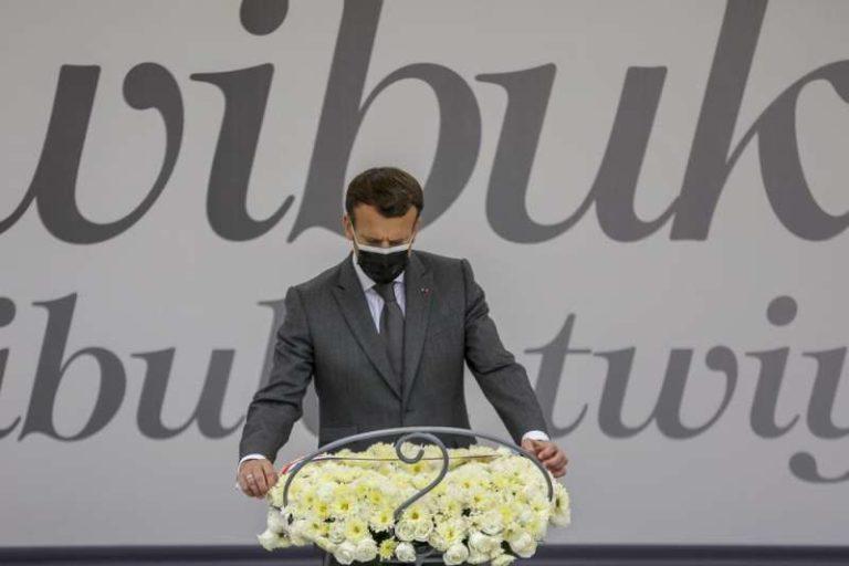6/9 法國總統馬克宏被賞巴掌,但他在盧安達和馬利做的不錯R