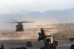 7/6 美軍和其他聯軍前腳剛撤離,塔利班旋風佔領阿富汗