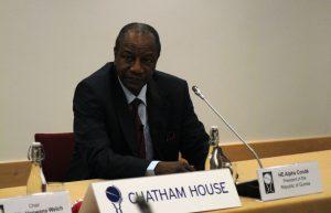 9/10 西非國家幾內亞發生政變,為什麼中國會這麼緊張?