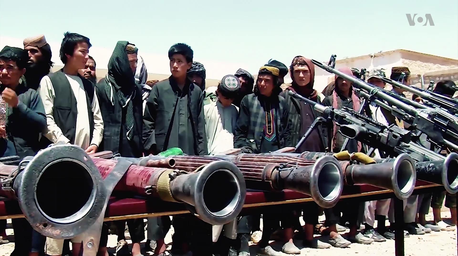 9/2 ISIS-K:野心比塔利班更大,攻擊更高調的恐怖組織
